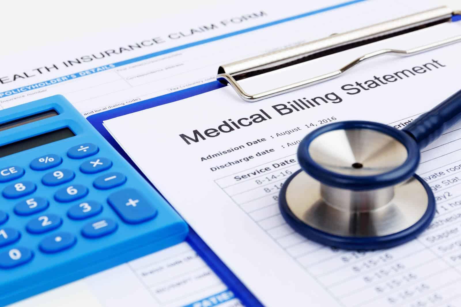 medical billing statement
