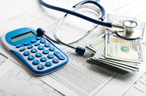 Healthcare Finance reduced