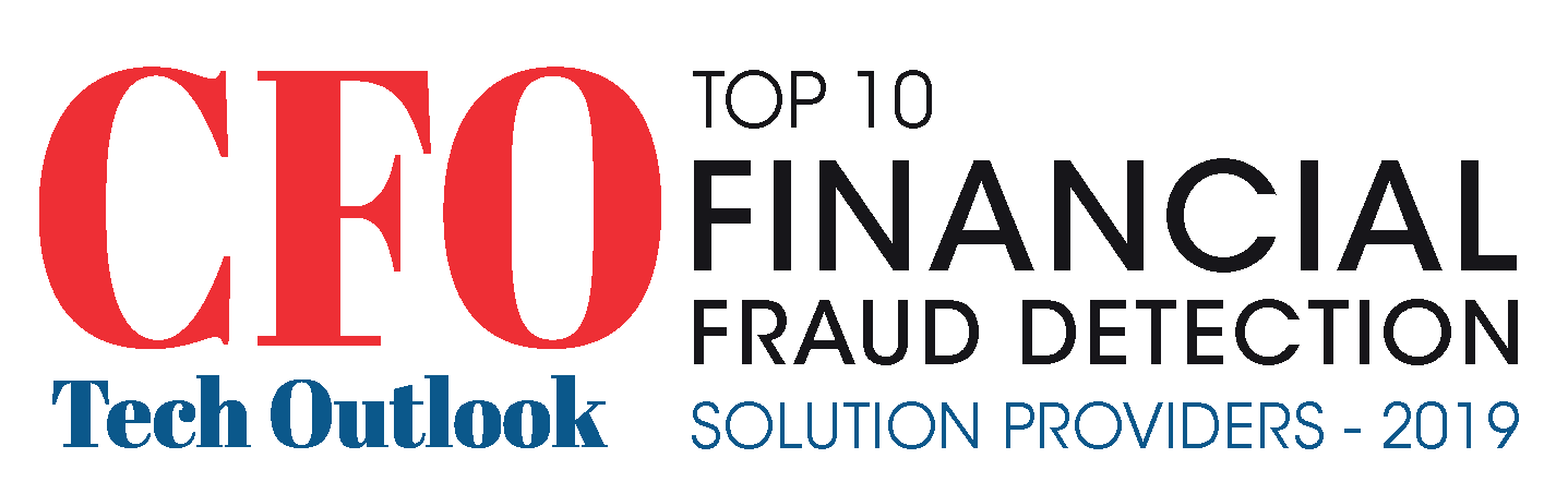 Top 10 Financial Fraud Detection Solution Providers 2019 Logo