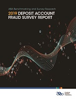 Deposit Account Fraud Survey Cover