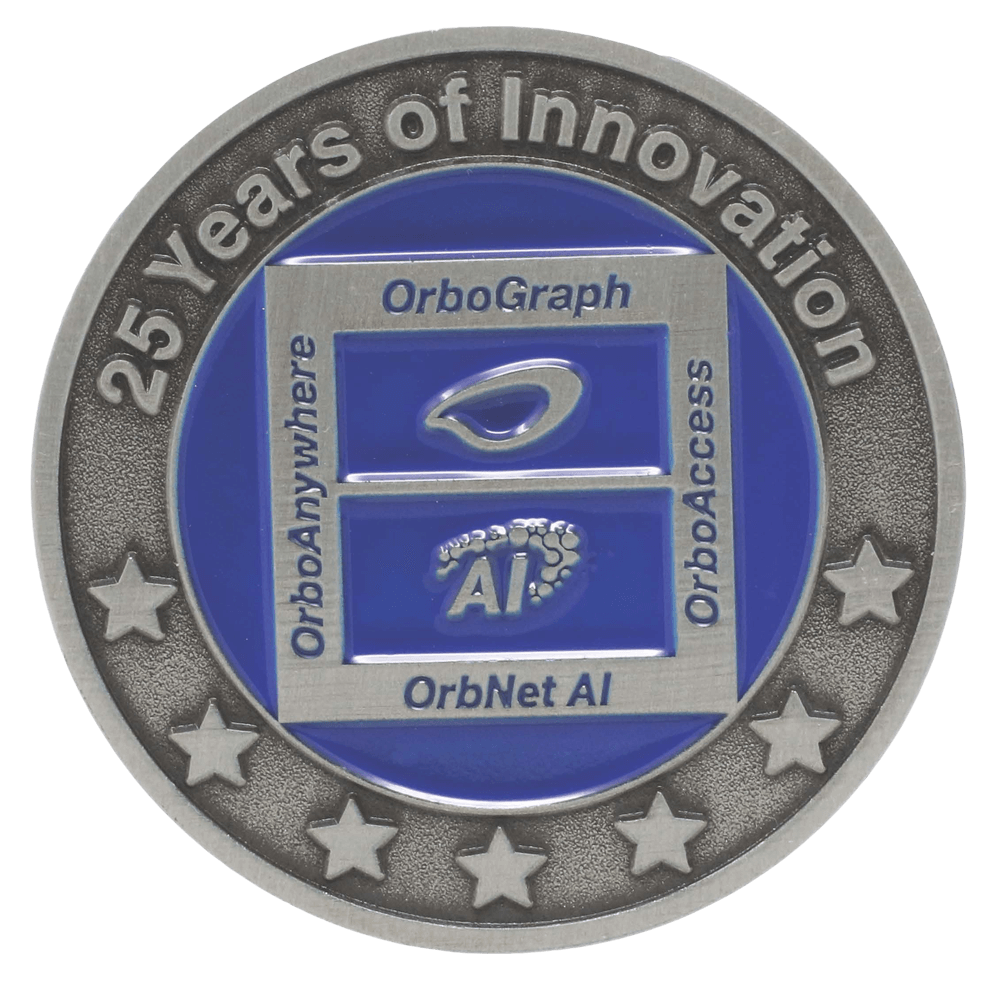 OrboGraph-25-Year-Coin_Front-1000px