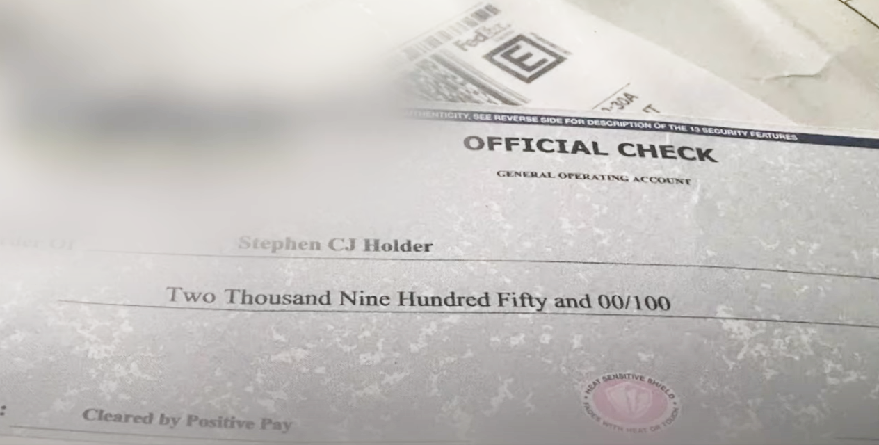 fraud check from Video