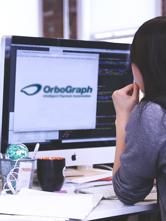 OrboGraph on Screen