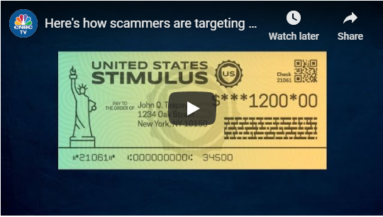 Stimulus Check video