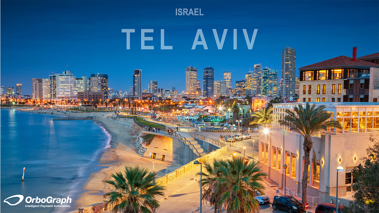 TEL AVIV - Zoom Background