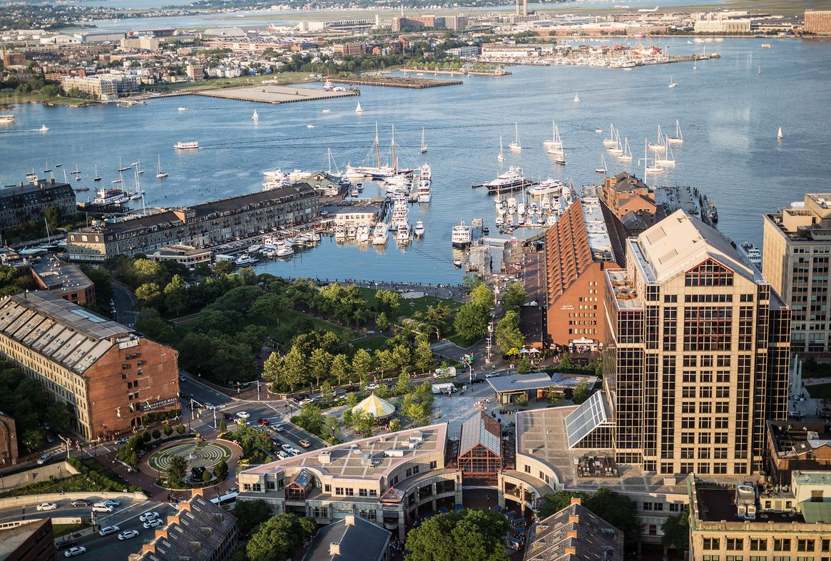 View-of-Boston-Harbor-from-Harborside