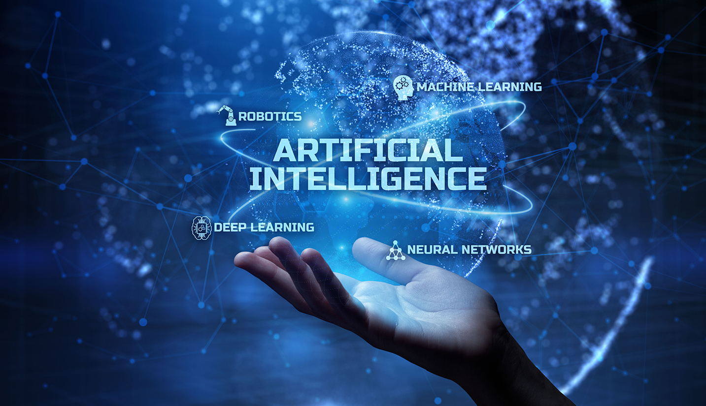 Artificial Intelligence is the umbrella term which robotics processing automation, machine learning, deep learning, and neural networks fall under