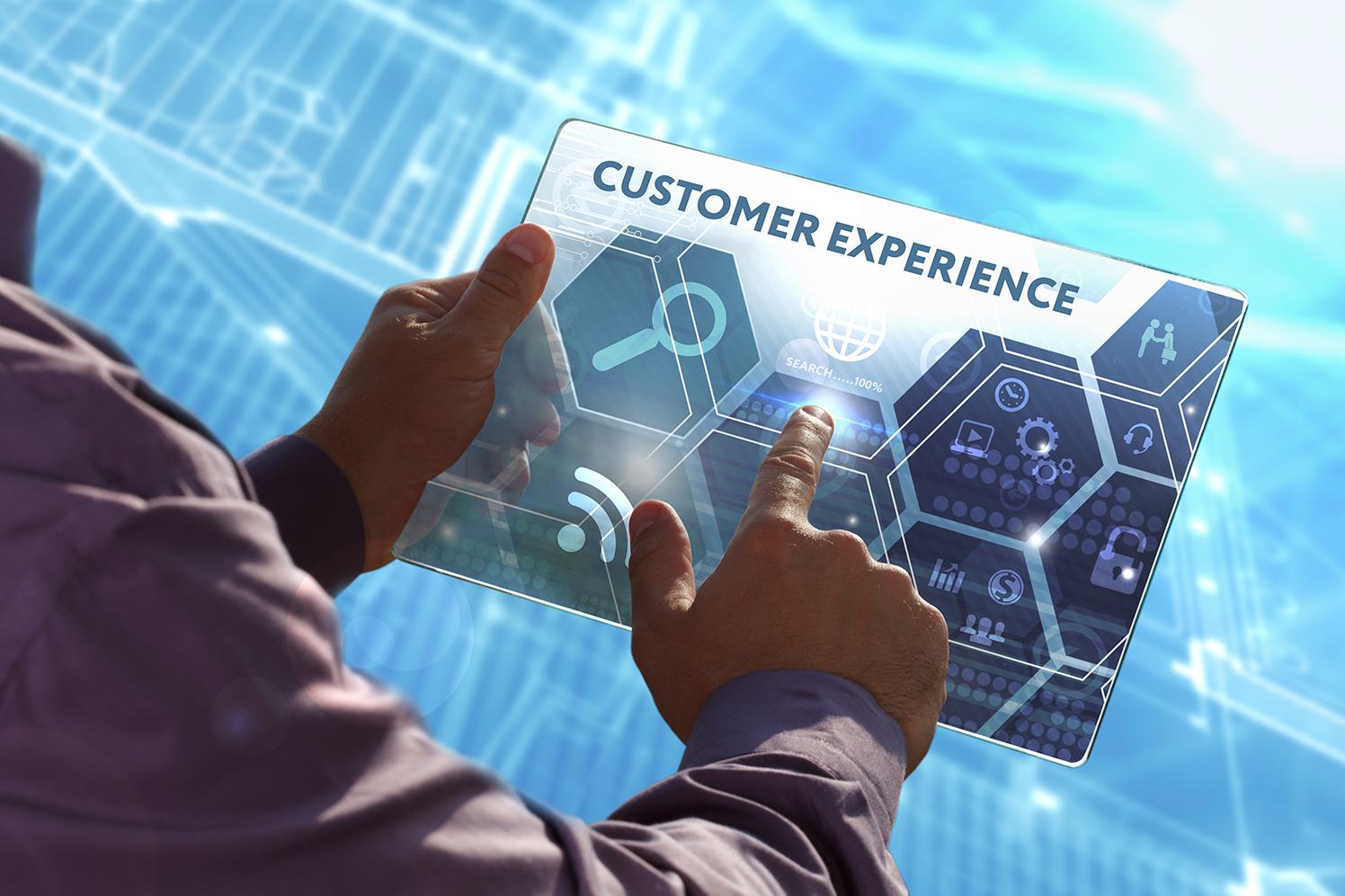 The customer experience is enhanced when investing in fraud technologies.
