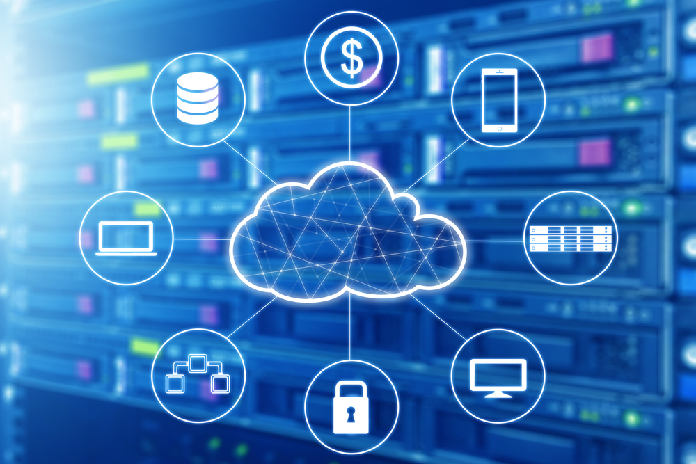 Banks and financial institutions migrating to the cloud.