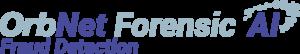 OrbNet Forensic AI with Tagline