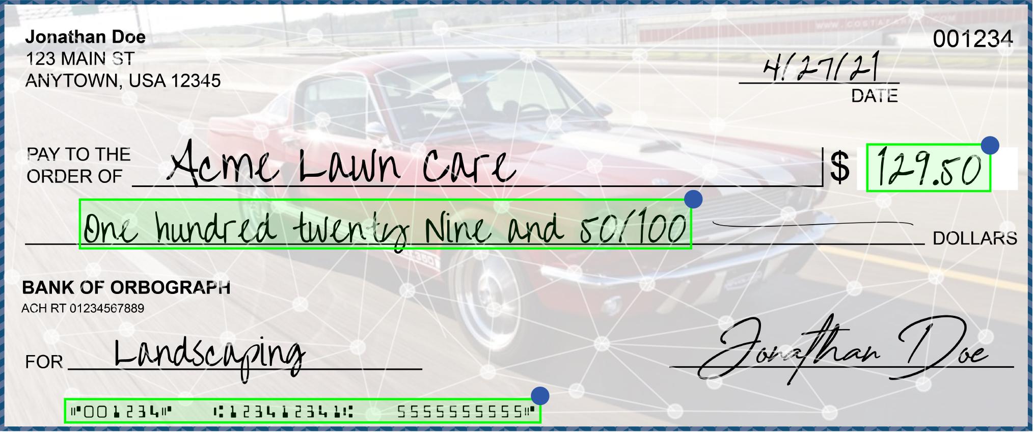 Check with CAR LAR Nodes