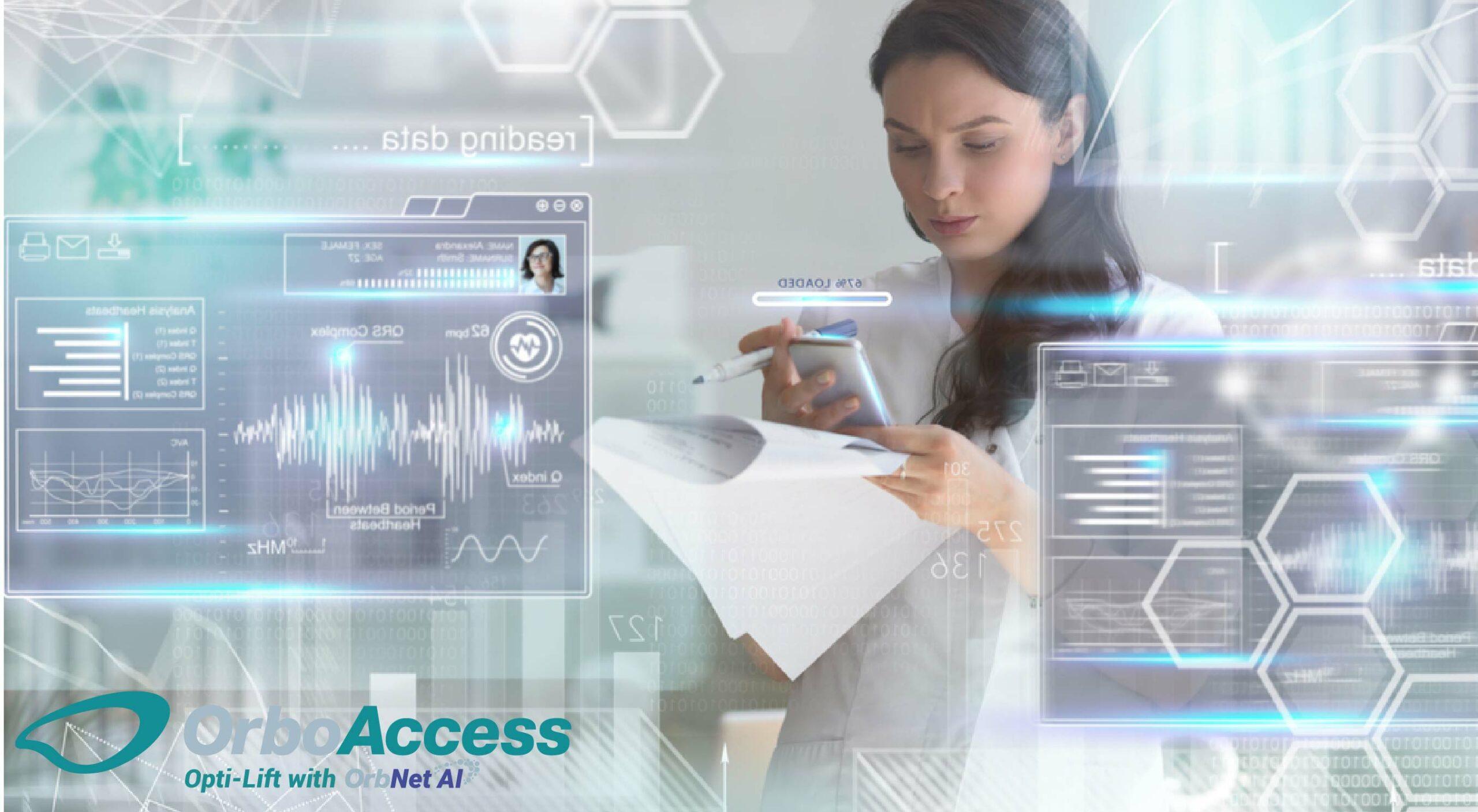 future healthcare with OrboAccess Logo-01