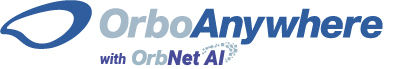 OrboAnywhere with OrbNet AI Logo v5